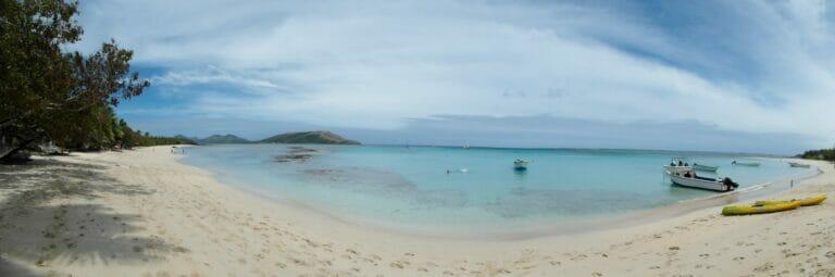 Nacula Island, Yasawa, Fidschi