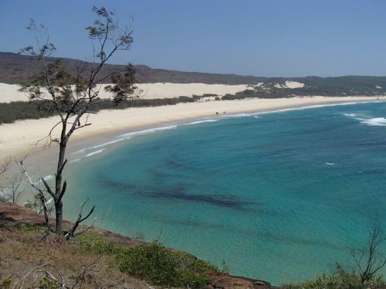 Fraser Island – die grösste Sandinsel der Welt
