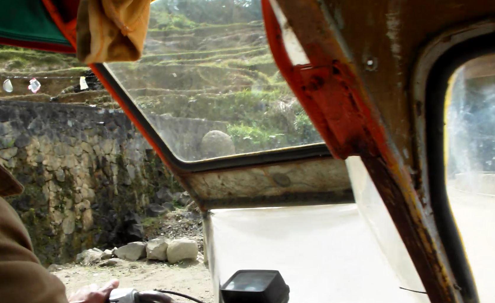 Tuk Tuk Banaue