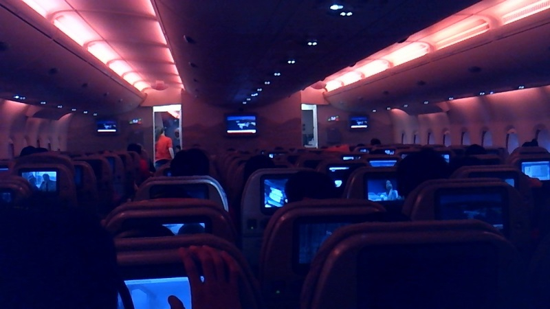 Emirates A380 003