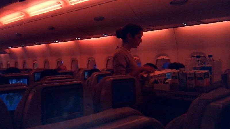 Emirates A380 004