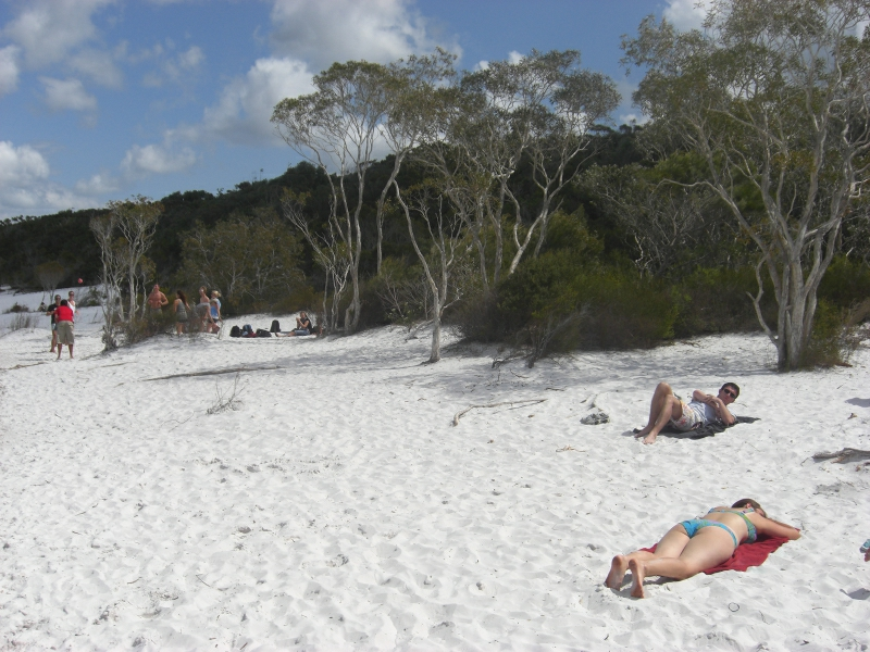 Fraser Island 1934