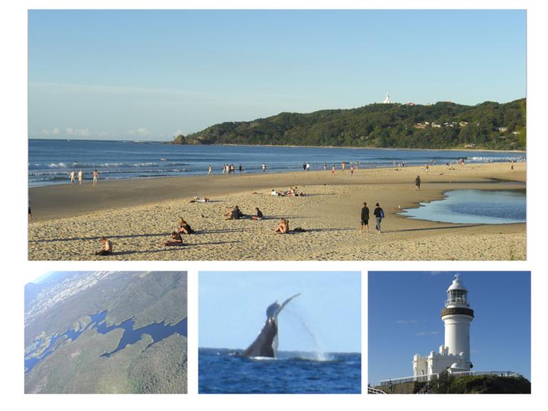 Byron Bay, Australien –  eine Liebeserklärung