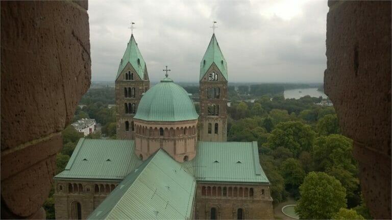 Speyer: Stadt und Dom