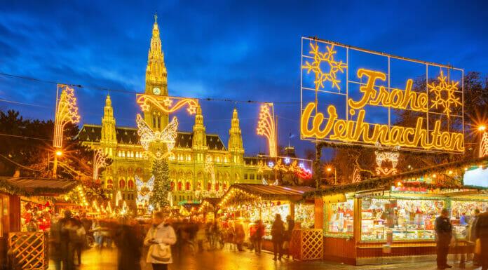 Weihnachten Wien