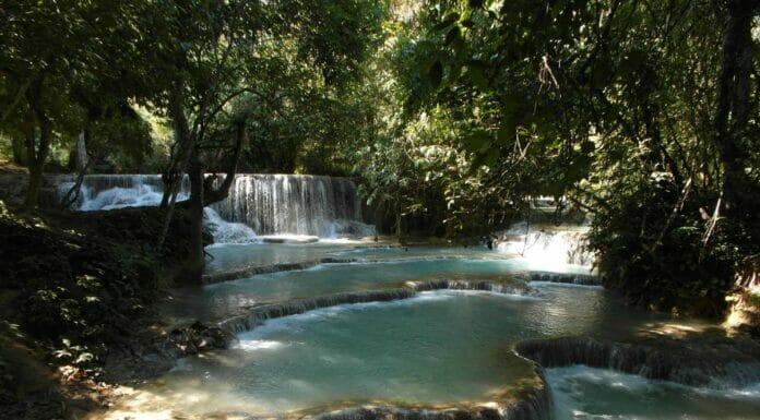 Tat Kuang Si Laos
