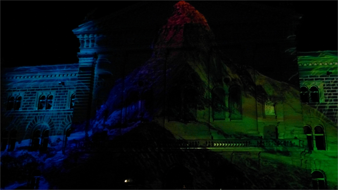 Lichtshow rendezvous bundesplatz 2015 2087