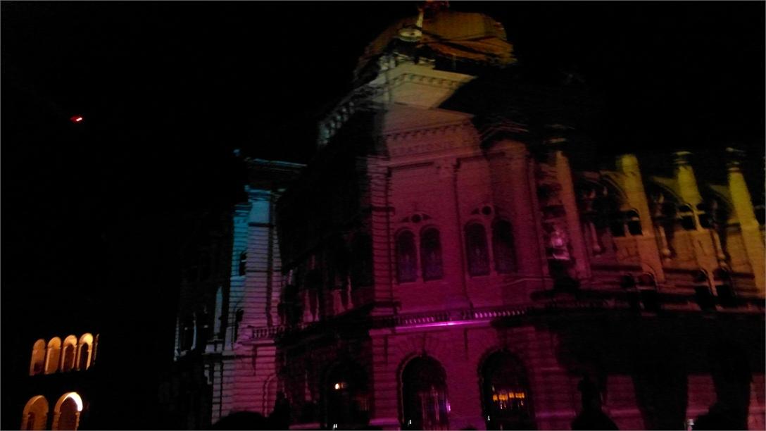 Lichtshow rendezvous bundesplatz 2015 2089