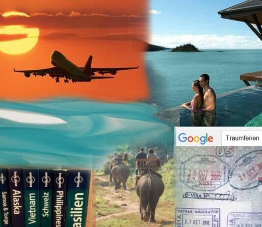 Reiseplanung Flugsuche Hotel Visum