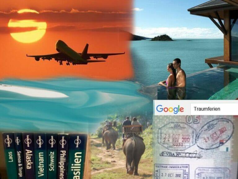 Das Einmaleins für Deine Reiseplanung