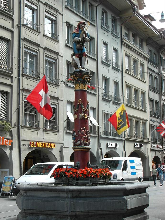 Altstadt Bern 2239