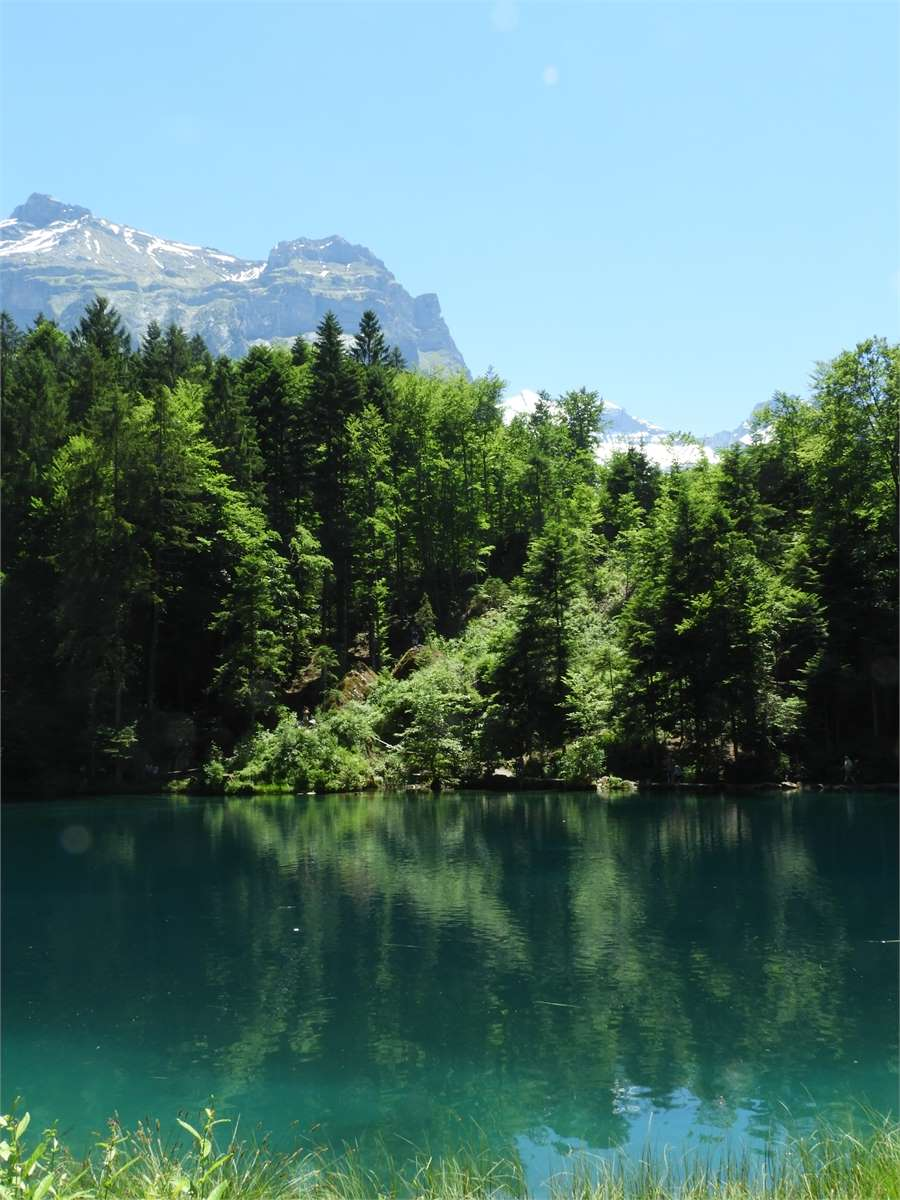 Blausee Kandersteg