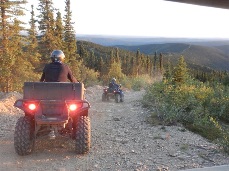Fairbanks ATV Tour 080432 1340