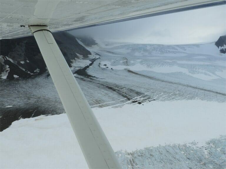 Glacier Bay (Haines) – Rundflug über Alaskas Gletscher