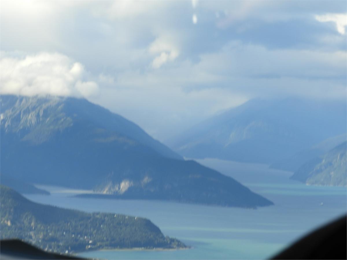 Glacier Bay Haines Alaska 181104 0933