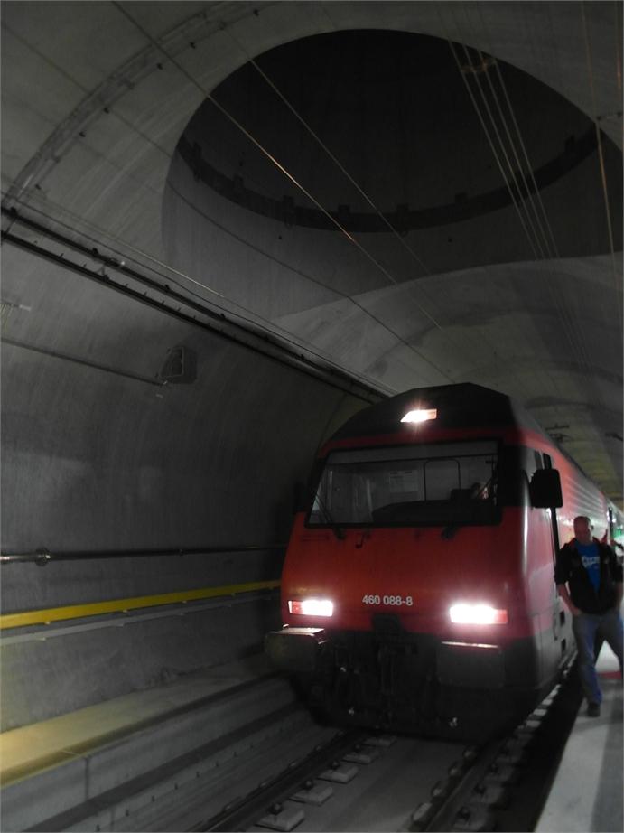 Gotthard Basistunnel 2348