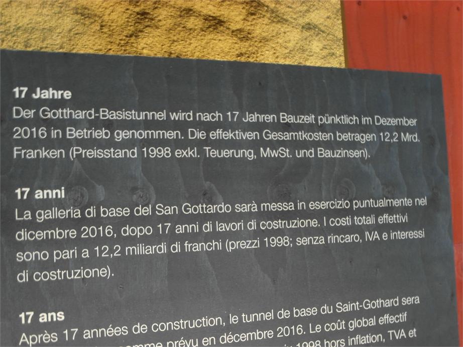 Gotthard Basistunnel 2359