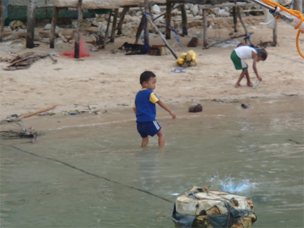 Palawan Strand Schnorcheln 2070124