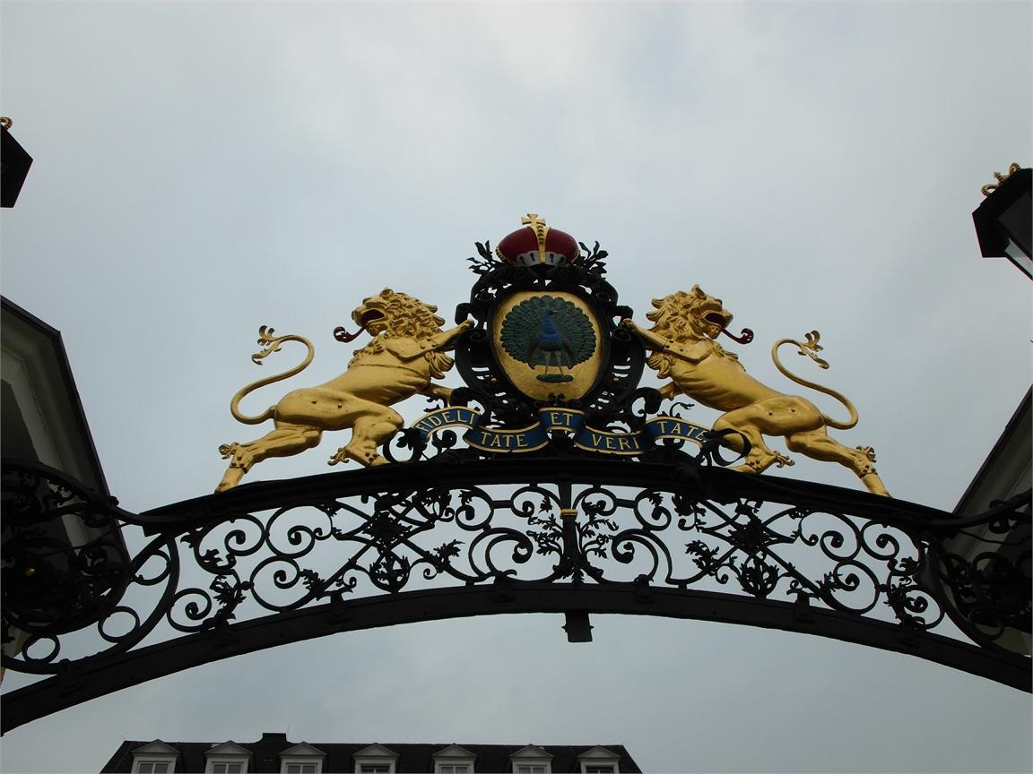 Schloss Neuwied 1605