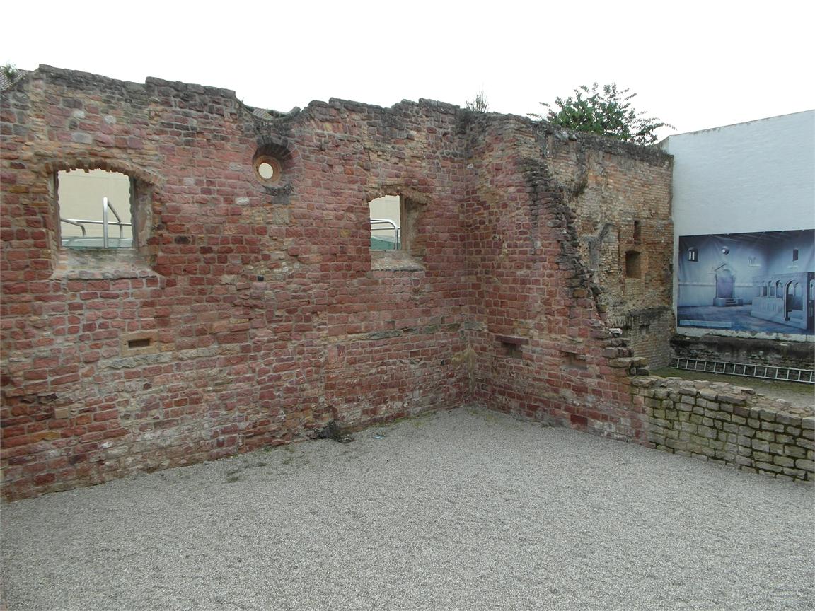 Speyer Judenhof 1679