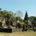 Vientiane Laos Buddha Par 1788
