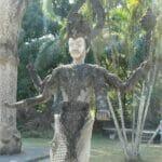 Vientiane Laos Buddha Par 1791