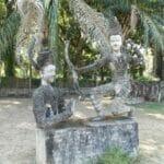 Vientiane Laos Buddha Par 1797