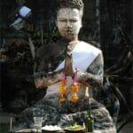 Vientiane Laos Buddha Par 1799