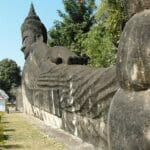Vientiane Laos Buddha Par 1804