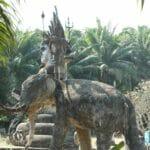 Vientiane Laos Buddha Par 1812