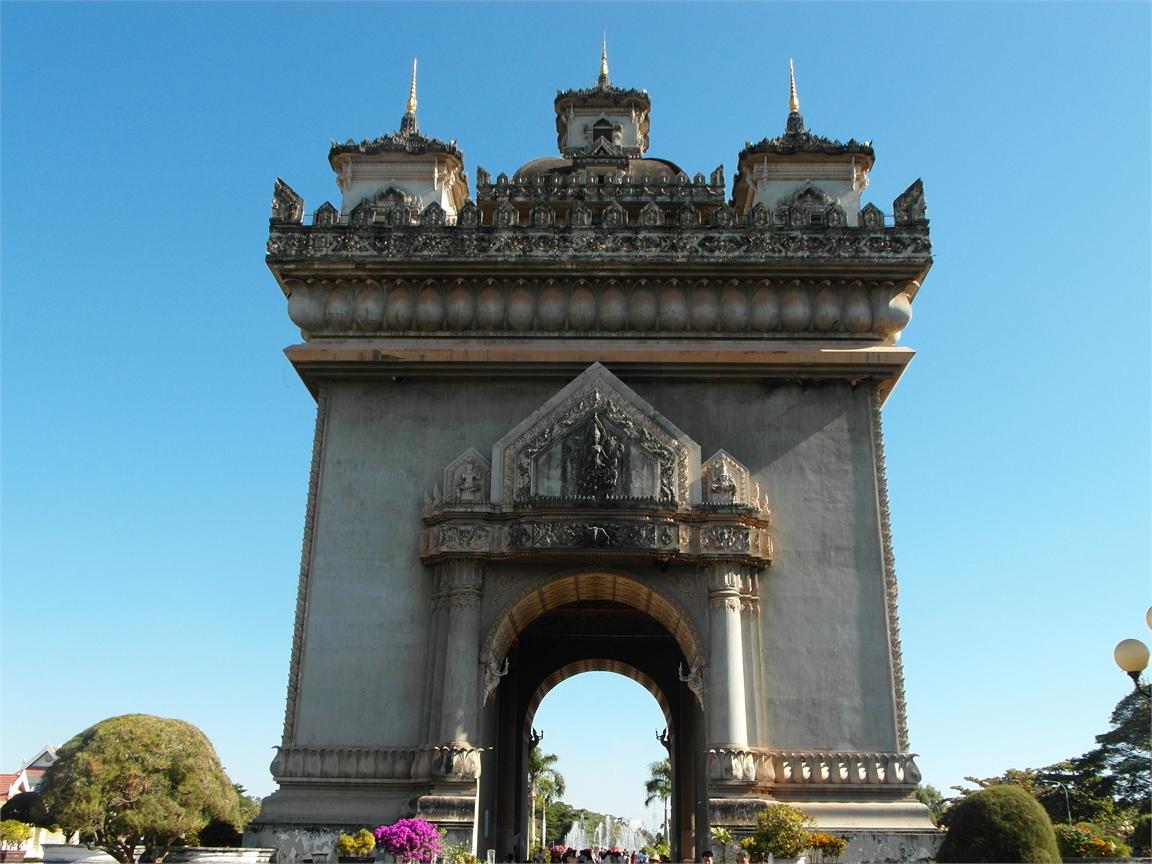 Vientiane Laos 1699