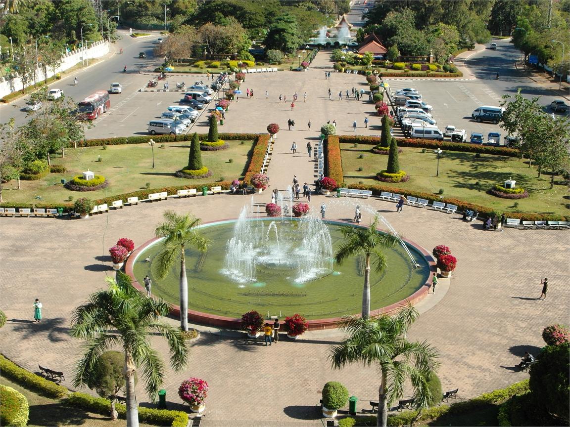 Vientiane Laos 1707