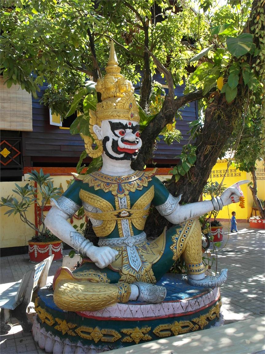Vientiane Laos 1723