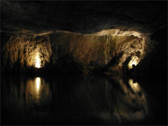 unterirdischer See Europa Lac Souterrain 2303