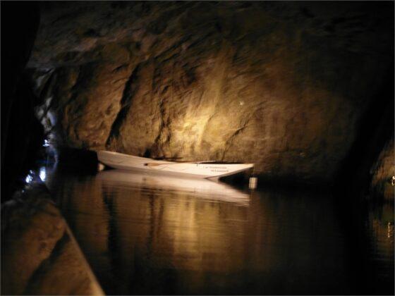 unterirdischer See Europa Lac Souterrain 2309