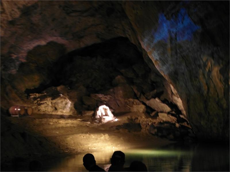 unterirdischer See Europa Lac Souterrain 2318
