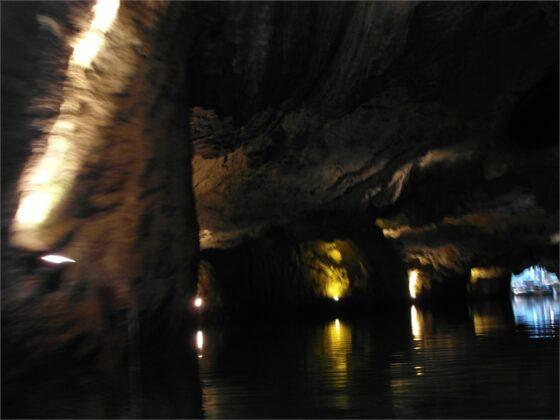 unterirdischer See Europa Lac Souterrain 2325