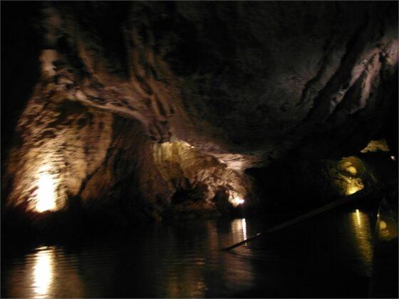 unterirdischer See Europa Lac Souterrain 2327