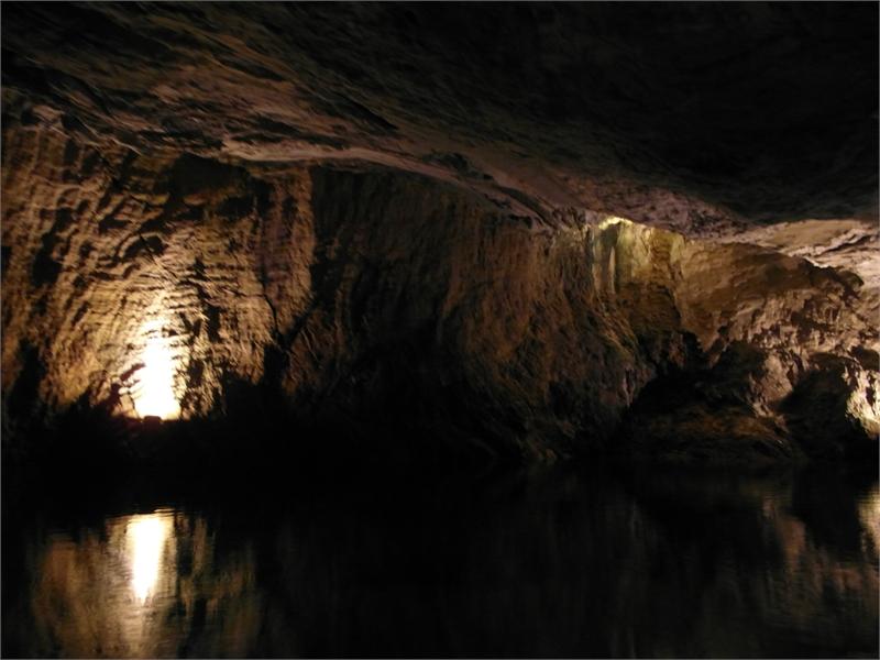 unterirdischer See Europa Lac Souterrain 2329