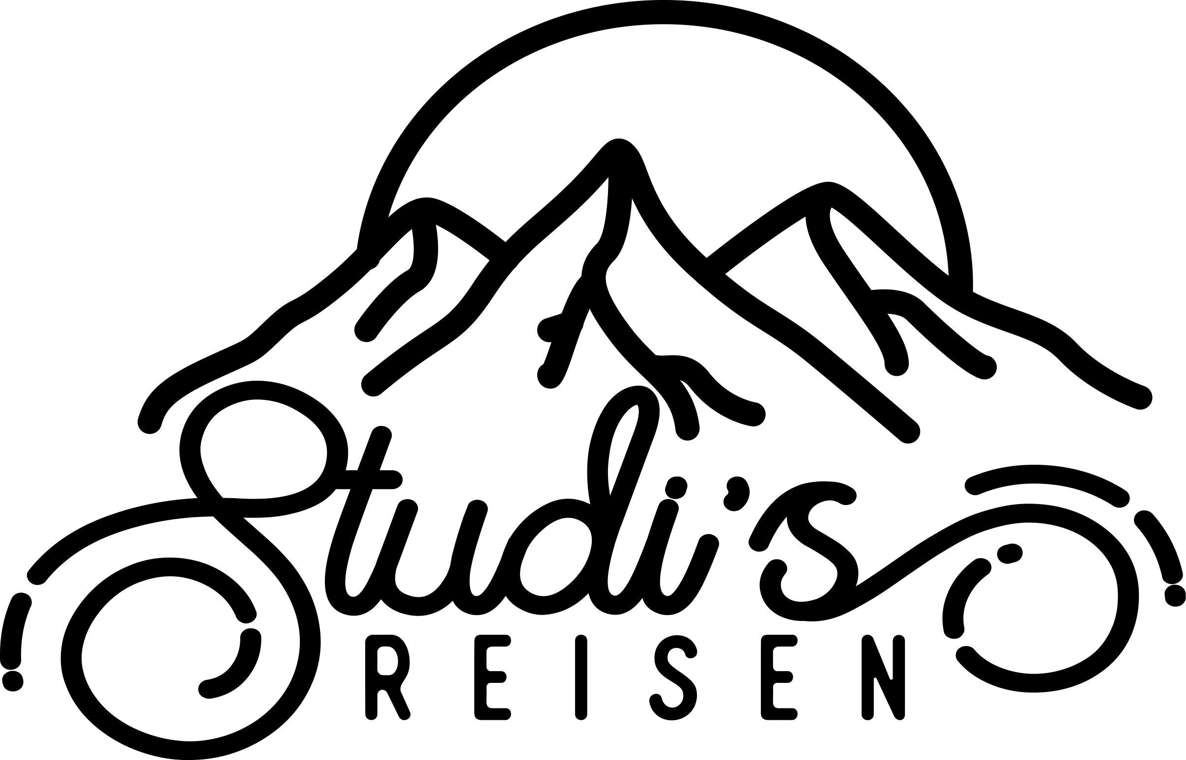 Studi\'s Reisen