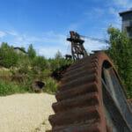 Goldsuchen und Goldwaschen Alaska