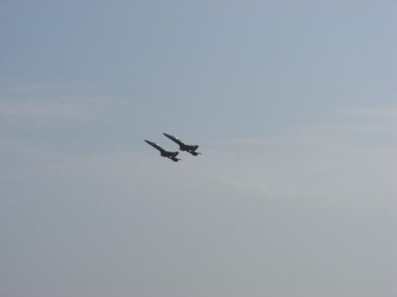 FA18 in der Luft