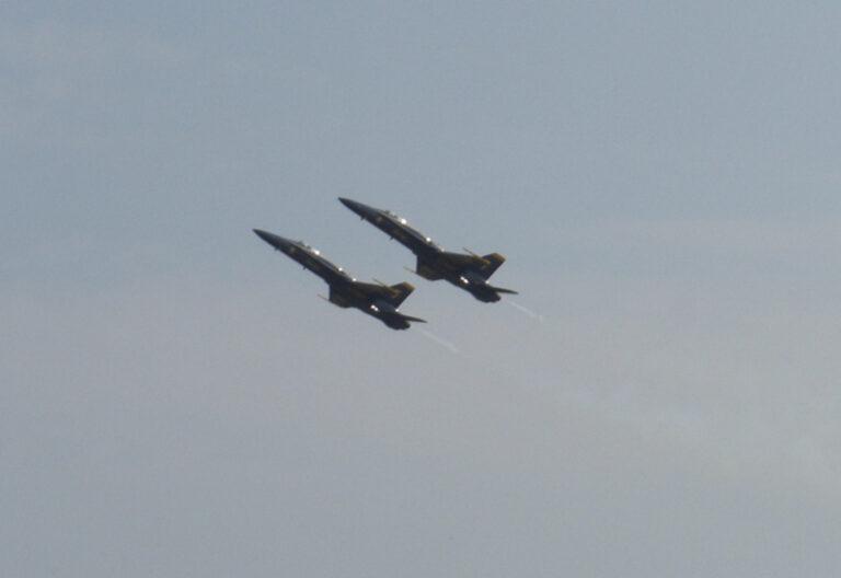 Kunstflugstaffel Blue Angels, Pensacola