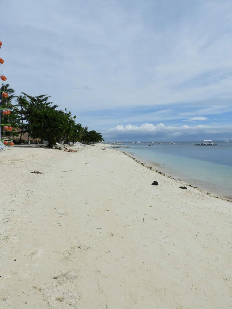 Strand von Malapascua