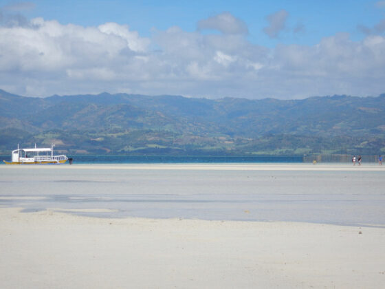 Sandbank Dumaguete