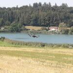 Drohne Moossee