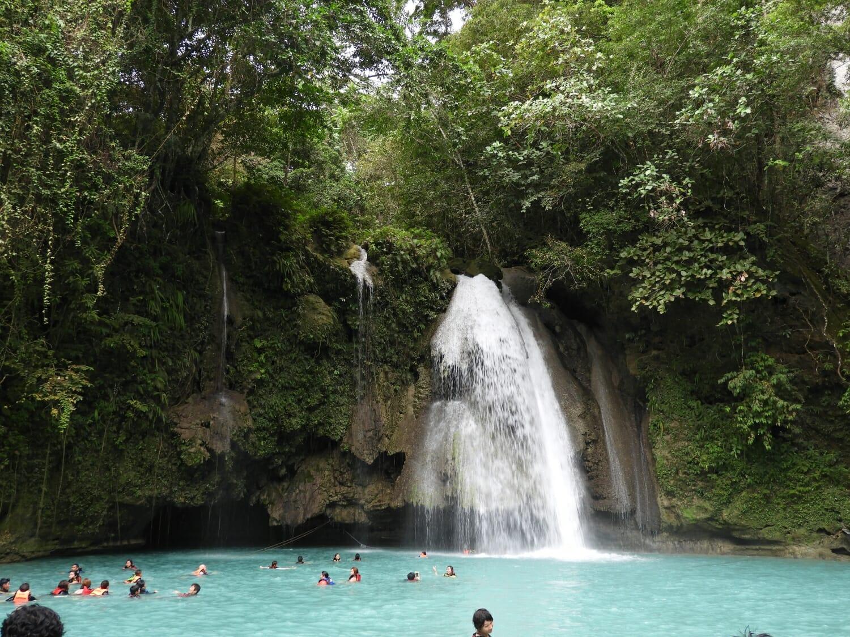 Kawasan Falls Cebu Philippinen