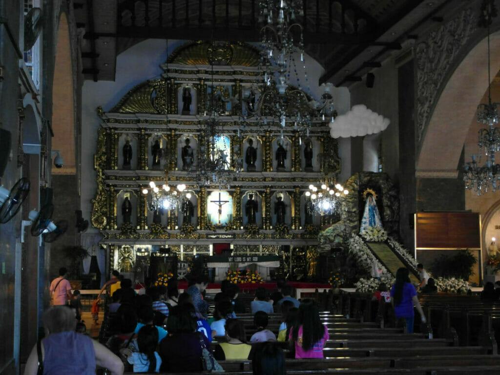 Kirche in Cebu