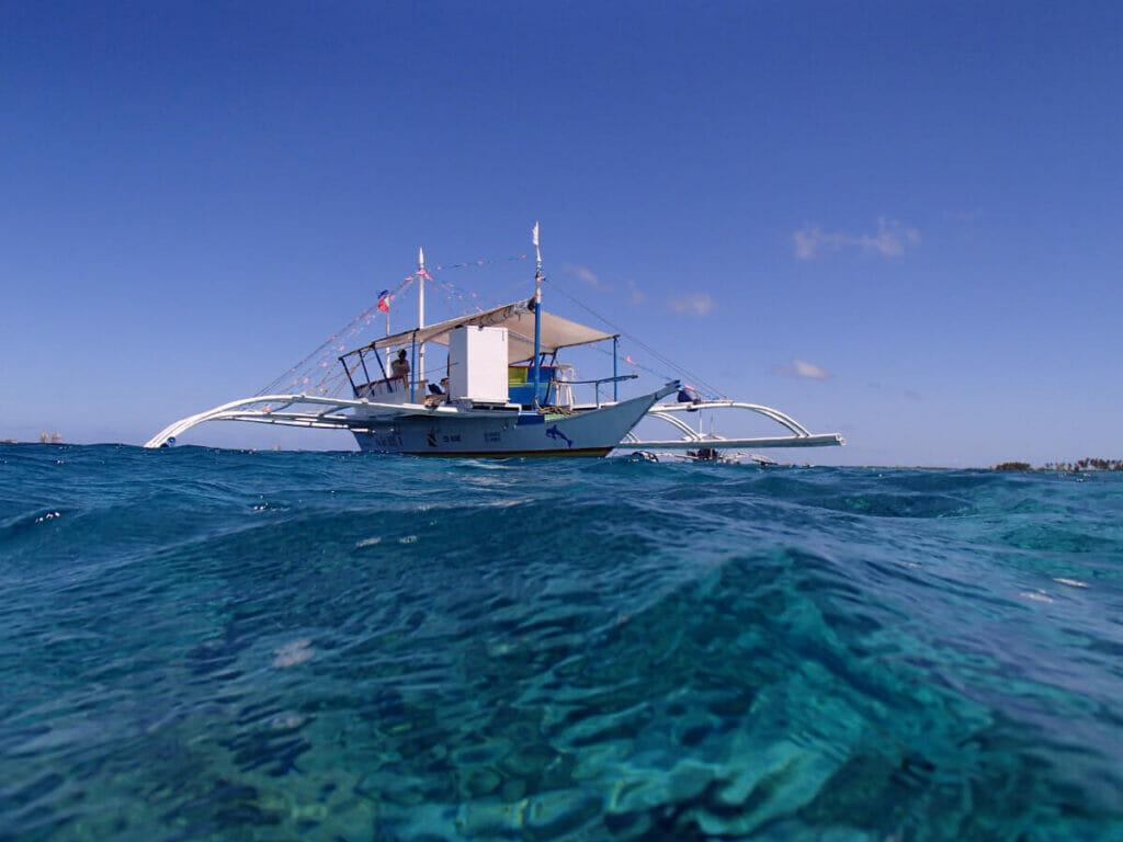 Cebu Philippinen Schiff