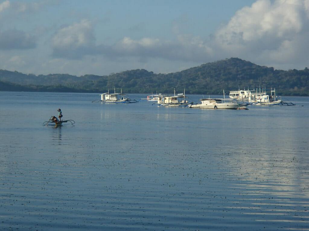 Cebu Philippinen Schiffe